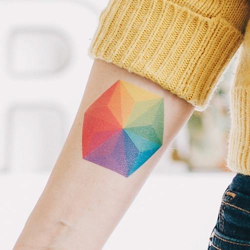 alle farver tattoo fjernelse